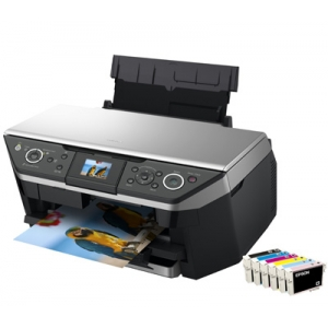 �������� ������� ������ ����� Epson Stylus Photo RX690